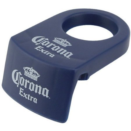 Coronita Rita Bottle Holders Set of 12 Blue Version Includes Bonus Free Corona Extra Bottle Opener by Corona Margarita-goblet