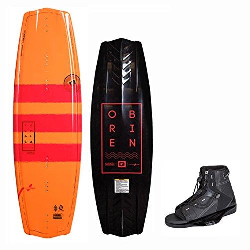 Obrien Valhalla 133cm & Access - Wakeboardpackage/Wakeboardset - Wakeboard & Wakeboardbindung