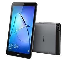 "Huawei MediaPad T3 7"" Tablet, 1GB RAM, 16GB SSD, Wi-Fi+Cellular, Android - Space Grey"