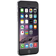 "Apple iPhone 6, 4,7"" Display, SIM-Free, 64 GB, 2014, Space Grau (Zertifiziert und Generalüberholt)"