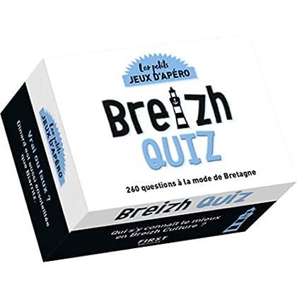 les petits JEUX D'APÉRO - Breizh party ! - 260 questions à la mode de Bretagne