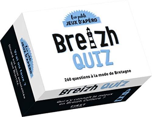 les petits JEUX D'APÉRO - Breizh party ! - 260 questions à la mode de Bretagne par Muriel VILLEBRUN
