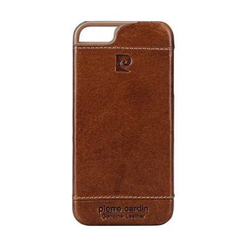 pierre-cardin-premium-genuine-leather-hard-case-back-cover-for-apple-iphone-5-5s-brown