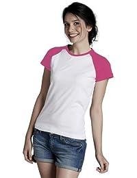 T-Shirt girlys Raglan S M L