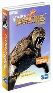 Sur la terre des monstres disparus [VHS]