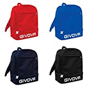 3fd9419fa2 Givova B029, Zaino Givova Sport Unisex, Nero