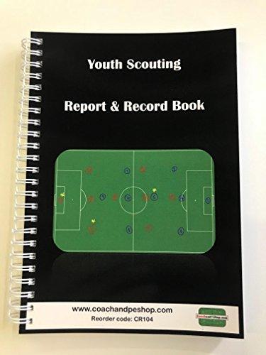 Jugend Pfadfinder Bericht & Record A5Notebook