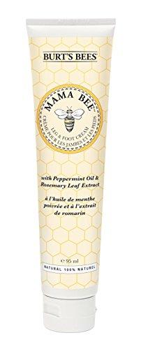 Burt's Bees Mama Bee Leg & Foot Cream, 1er Pack (1 x 95 ml)