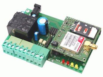 Telecontrollo GSM con comandi DTMF -Sistema di controllo remoto bidirezionale che sfrutta la rete GSM per le attivazioni ed i