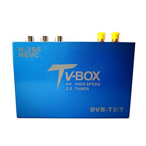 T116B-T2 T265 Full HD Hybrid DVB-T2 Kabel-Receiver FTA HDTV DVB-C/DVB-T2 H.265 HEVC (HDMI, USB 2.0)