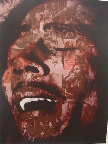 Bob Marley 3 Limited Edition contemporary art silkscreen prints Silk