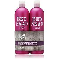 Shampoo e gel balsamo linea 'Bed head' della Tigi, per capelli lisci e perfetti, 2 confezioni da 750ml ciascuna