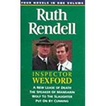 """Ruth Rendell Omnibus: """"New Lease of Death"""", """"Wolf to the Slaughter"""", """"Speaker of Mandarin"""""""