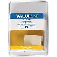 Valueline VLTB90990I teléfono divisor - Splitter de teléfono