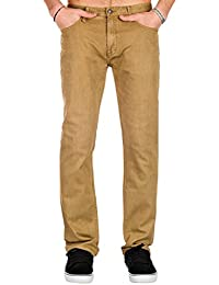 Altamont Wilshire Straight Jeans Tan