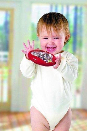 Preisvergleich Produktbild TOLO Baby Activity Set - Set mit 3 bunten, unterschiedlichen Rasseln für Kinder ab 3 Monaten geeignet