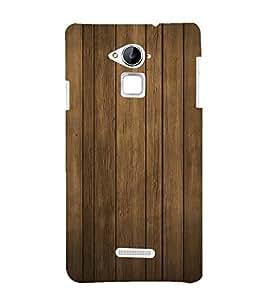 Fuson Designer Back Case Cover for Coolpad Note 3 (Brown Wooden Brown Brown Door Entrance )