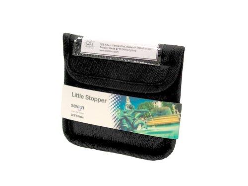 LEE Filters Little Stopper Graufilter-Scheibe (ND-Filter, Neutraldichtefilter) für Seven5-System - 64x / ND 1,8 / +6 Blenden