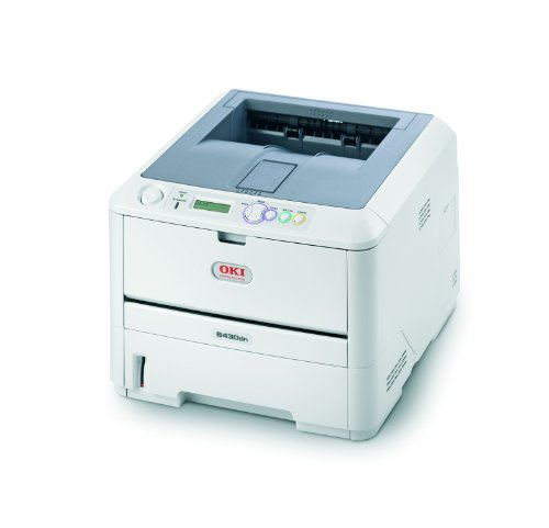 Compare Prices for OKI B430DN (A4) Mono Laser Printer (Networked, Duplex)