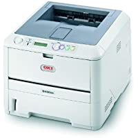 OKI B430DN (A4) Mono Laser Printer (Networked, Duplex)