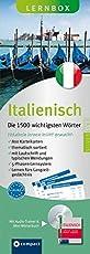 Italienisch - Die 1500 wichtigsten Wörter