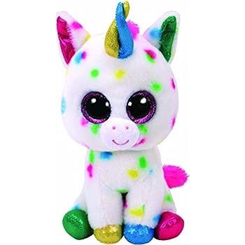 Ty Beanie Boos  TY37266 Harmonie the Unicorn Buddy 24cm