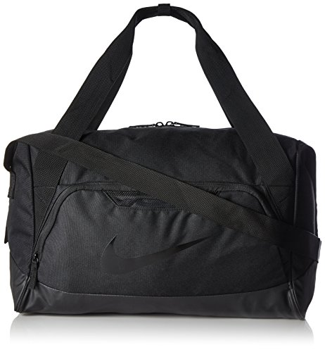 Nike Sporttasche Football Shield Compact Duffel Bag, Man, Black Black, One Size