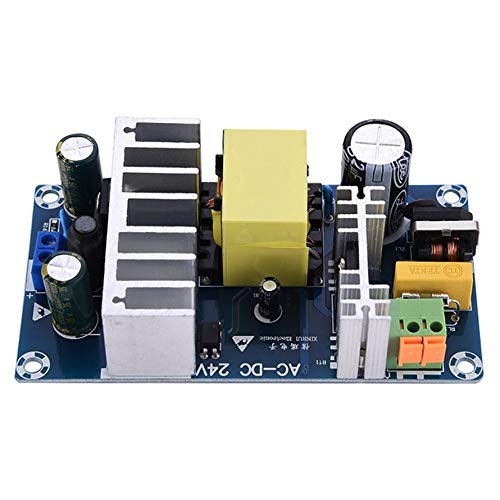 HoganeyVan Power Supply/Power Supply Module AC 100-240V to DC 24V 4A-6A Stable High Power Switching Power Supply Module AC-DC Industrial Power Module Transformer -