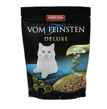 Animonda - Vom Feinsten Deluxe / 83764 - Nourriture pour chat castré - 10 kg