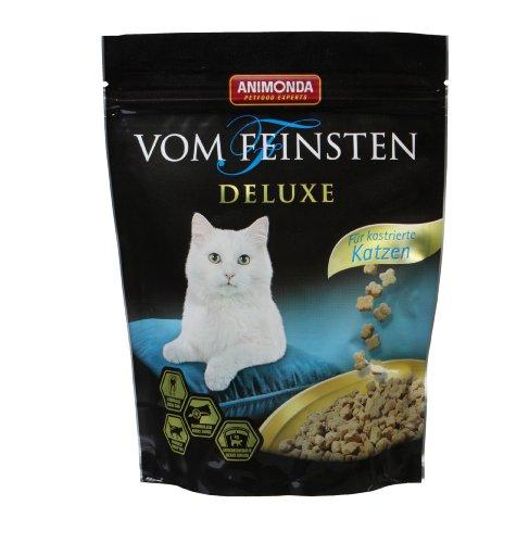 Animonda vom Feinsten Deluxe Katzentrockenfutter kastrierte Katzen,  10 kg