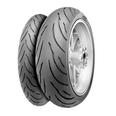 Continental Reifen 120/70 ZR17 58W Contimotion Z TL
