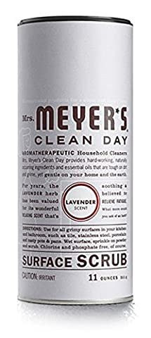 Mrs. Meyer's Surface Scrub - Lavender - 11 oz by