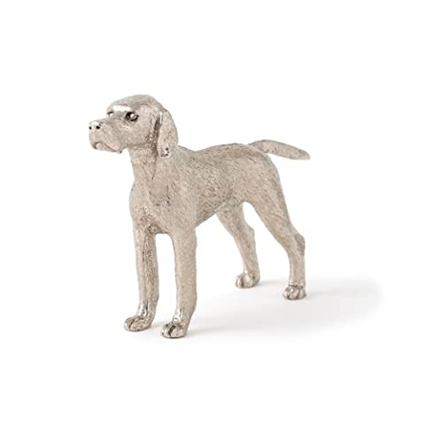 Pointer Anglais Made in UK, Collection Figurine Artistique Style