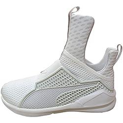 Puma , Sneaker donna Nero e Bianco