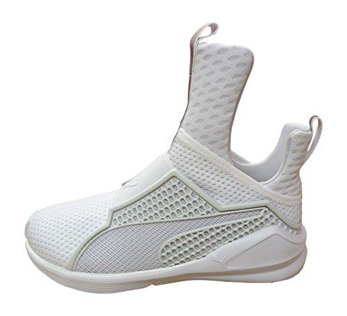 Puma Zapatillas 39 para mujer blanco negro/blanco 39 Zapatillas UE e1cdc6