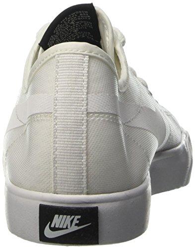 Nike Wmns Primo Court Br, Chaussures de Sport Femme Multicolore - Multicolore (Bianco/Bianco/Nero)