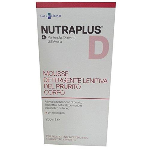 Nutraplus Det Prurito Crp250ml
