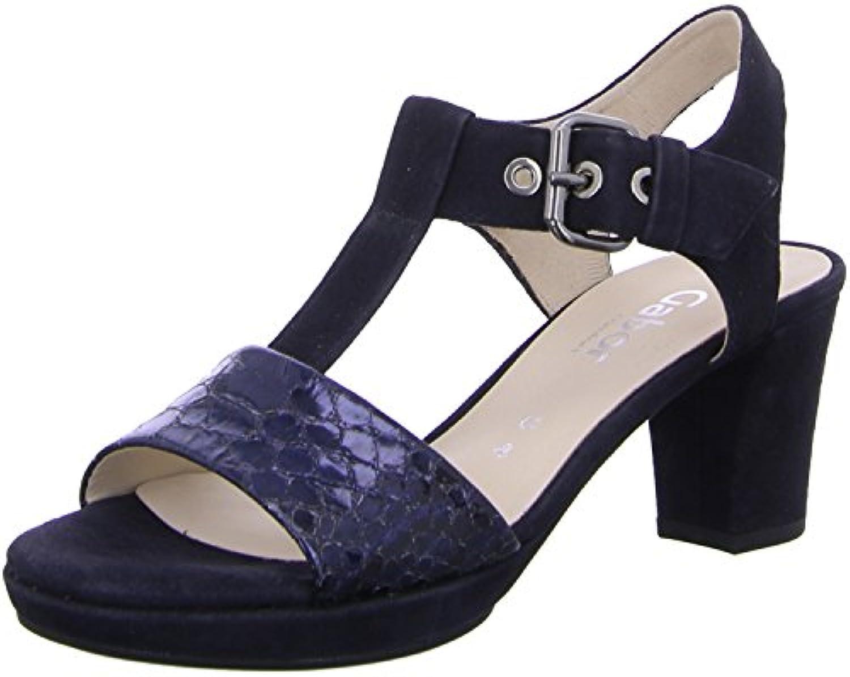 Gabor Shoes Comfort, Sandalias de Tacón para Mujer