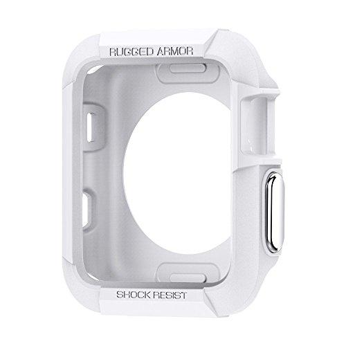 Spigen Apple Watch (Series 3 / Series 2 / Series 1) Case/Cover and Screen Guard
