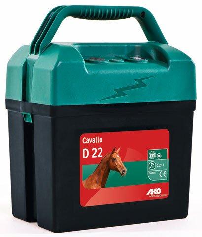 Cavallo D22, 9V Weidezaungerät
