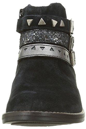 Babybotte Klochete, Bottes Classiques Fille Noir (354 Vel Noir)