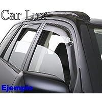 Car Lux-Frangivento Derivabrisas Set di 4 pezzi per MAZDA 3 Sedan dal 2006-