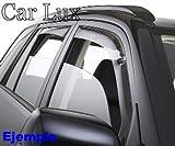 Car Lux nar03539- derivabrisas Deflettori vento anteriori dal 2008- per 4finestrini
