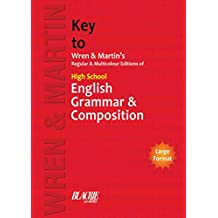 High School English Grammar and Composition Key