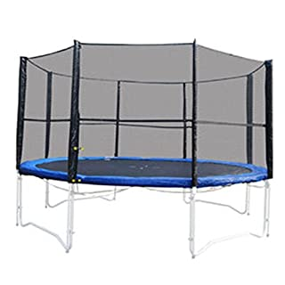 6ft, 8ft, 10ft, 12ft, 14ft, 16ft 6FT Replacement Trampoline Safety Net Enclosure Surround (12FT)
