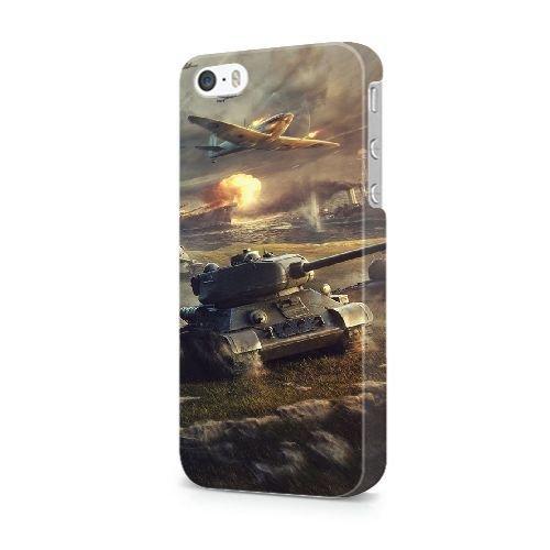 NEW* VOLKSWAGEN LOGO Tema iPhone 6/6S (4.7 Version) Cover - Confezione Commerciale - iPhone 6/6S (4.7 Version) Duro Telefono di plastica Case Cover [JFGLOHA994750] WORLD OF TANKS#01