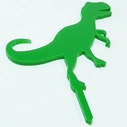 Dinosaurio Tyrannosaurus Rex decoración para tarta para bebé ducha decoración cumpleaños bautizo