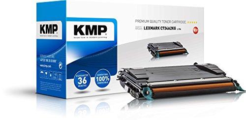 Preisvergleich Produktbild KMP Toner für Lexmark C734DN/C736DN, L-T56, black