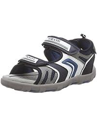 Geox Jr Sandal Pianeta B - Zapatos primeros pasos para bebés