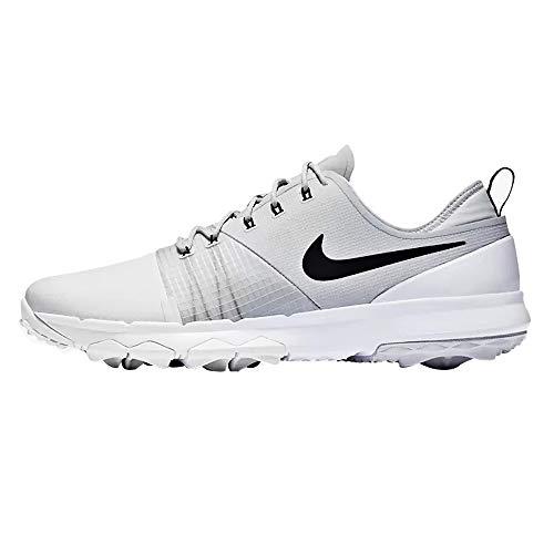 Nike Herren FI Impact 3 Golfschuhe, Weiß (Blanco 100), 42 EU